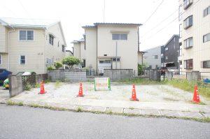 東道野辺駐車場